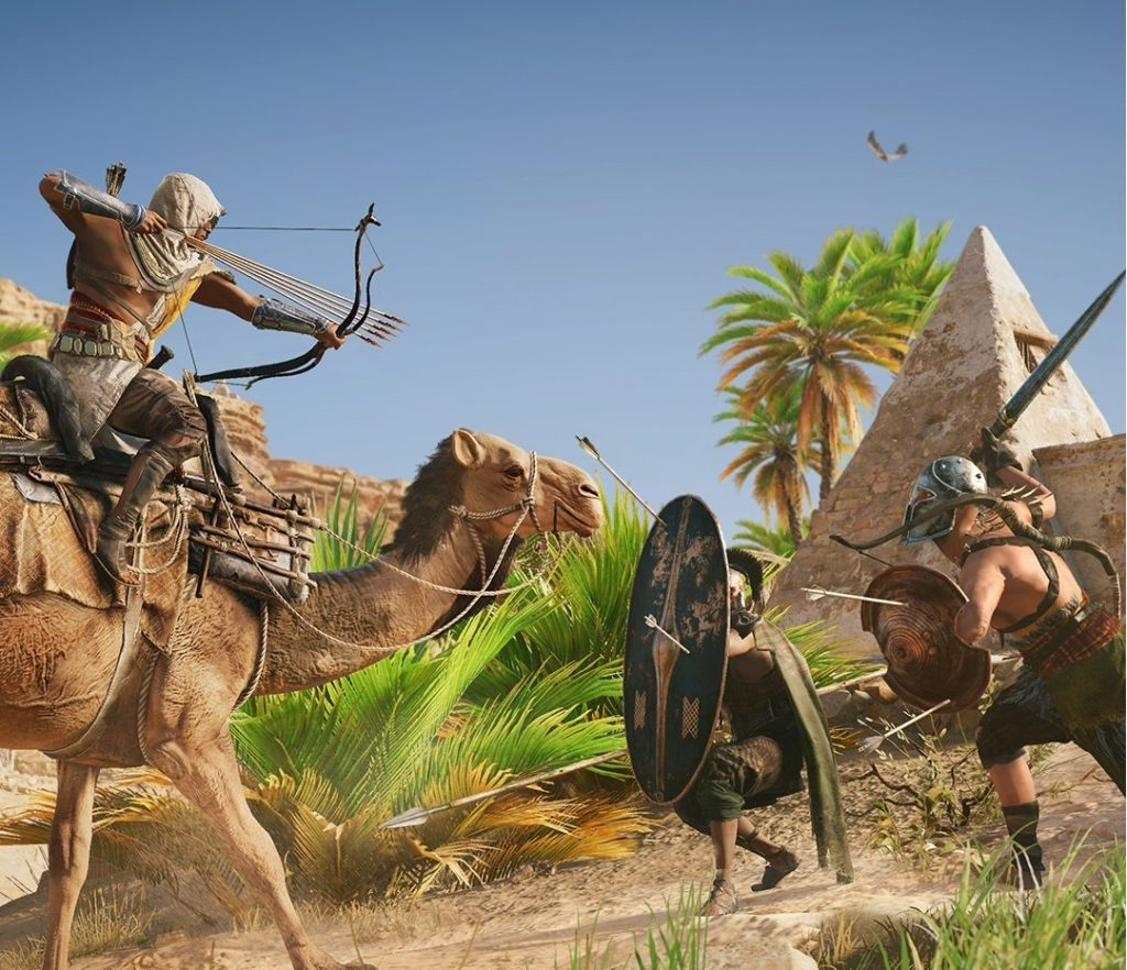 Image from Assassins Creed Origins