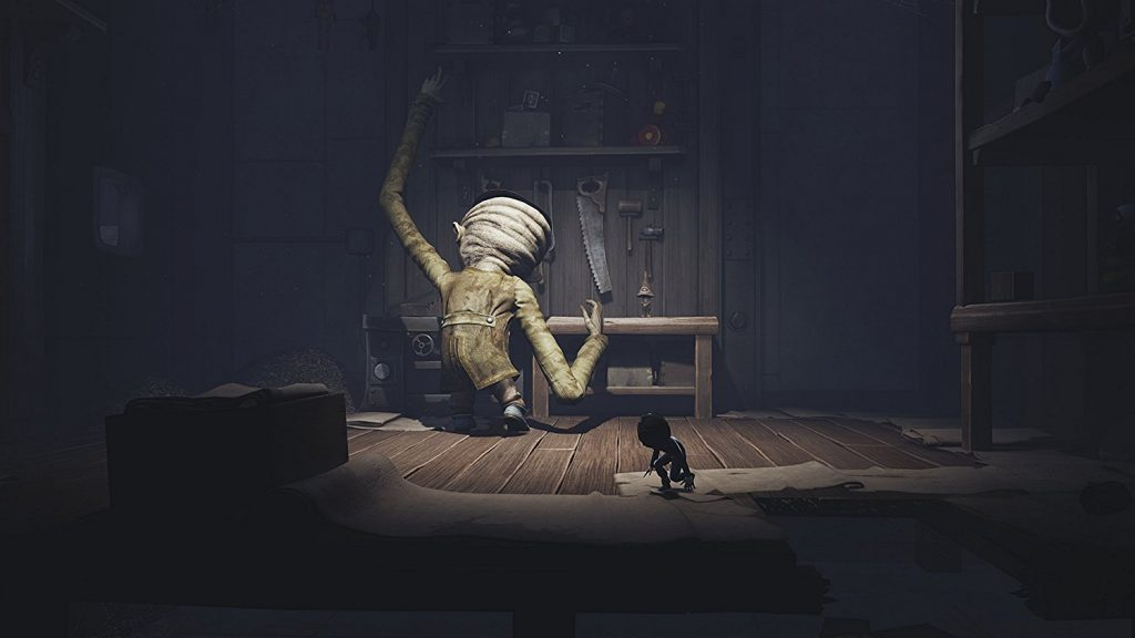 Ingame screenshot from Little Nightmares