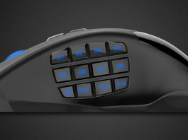 Image of MMO mouse by Havit
