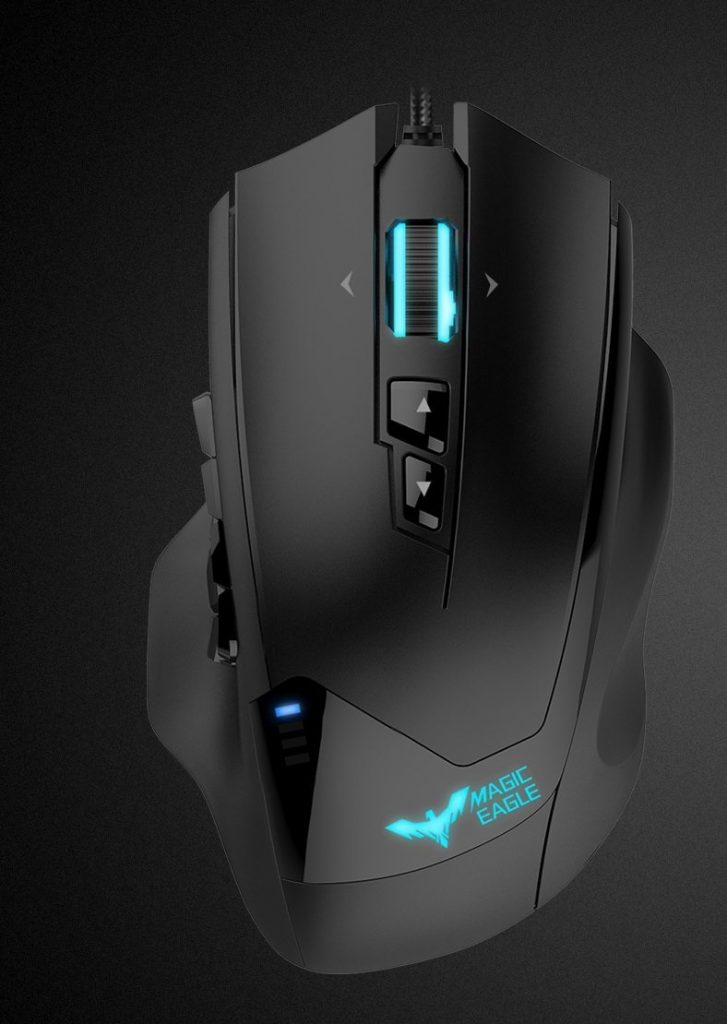 Massive multiplayer online mouse
