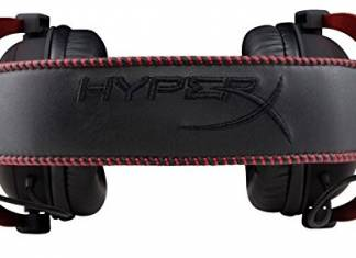 Image of gaming headset by HyperX
