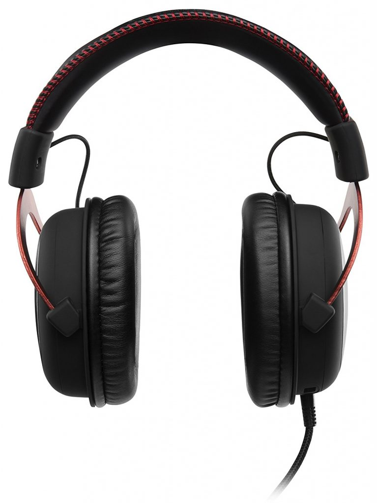 Image of HyperX Cloud 2 headphones for PC