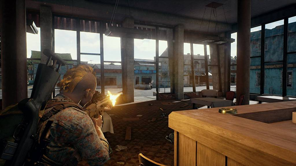 Screenshot taken from Playerunknowns battlegrounds