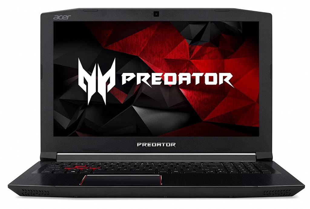 Picture of great budget gaming laptop from Acer