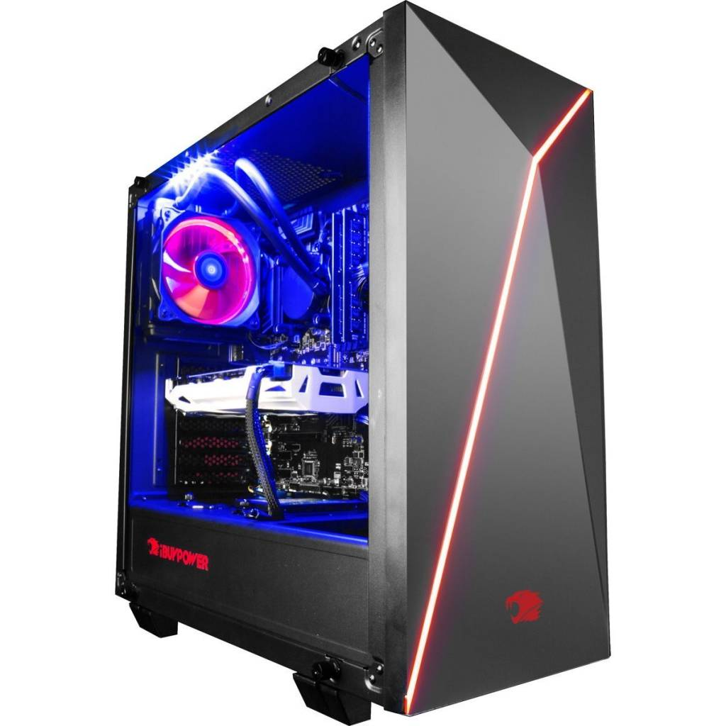 Image of gaming computer