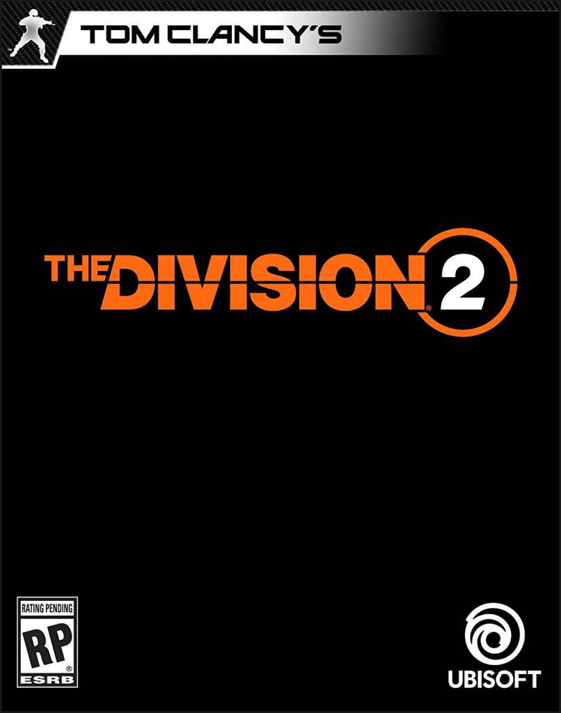 Image of the box art for The Division 2