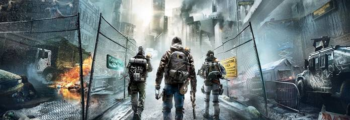 the Division 2 specific wallpaper
