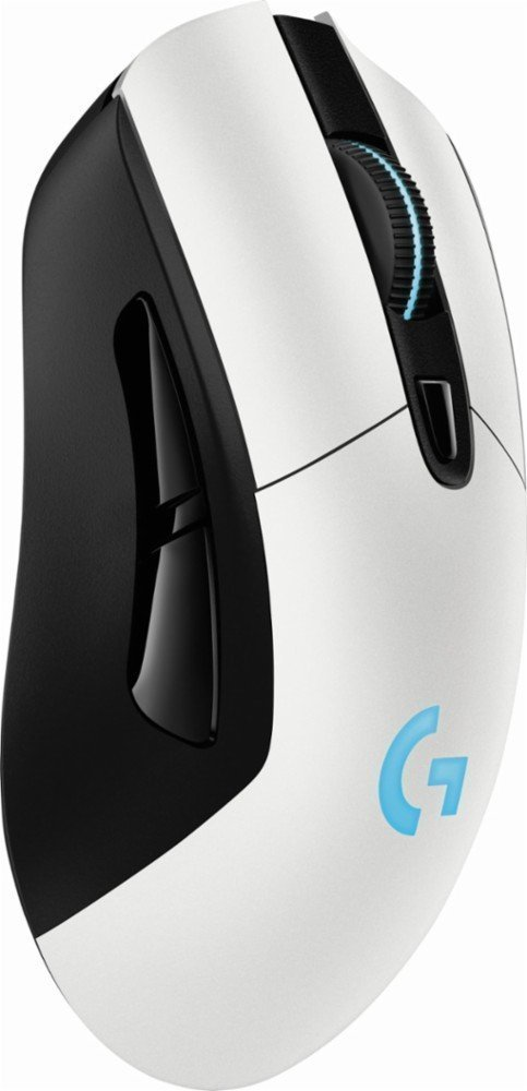Image of white version of the G703