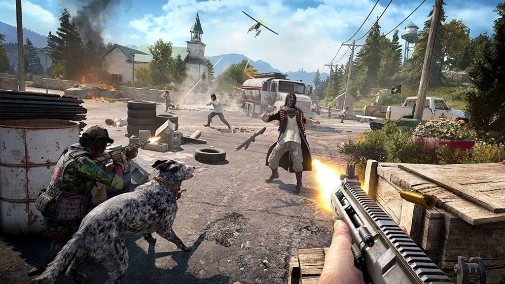Screenshot from Farcry 5