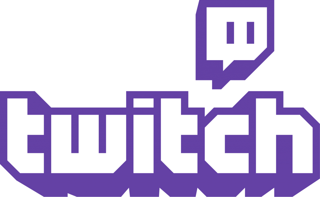 Official Twitch logo