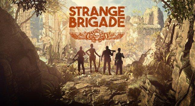 Official Strange Brigade wallpaper
