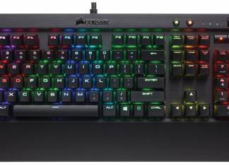 Image of RGB keyboard K70 Rapidfire from Corsair