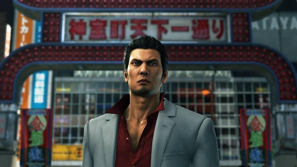 Image of new Yakuza game