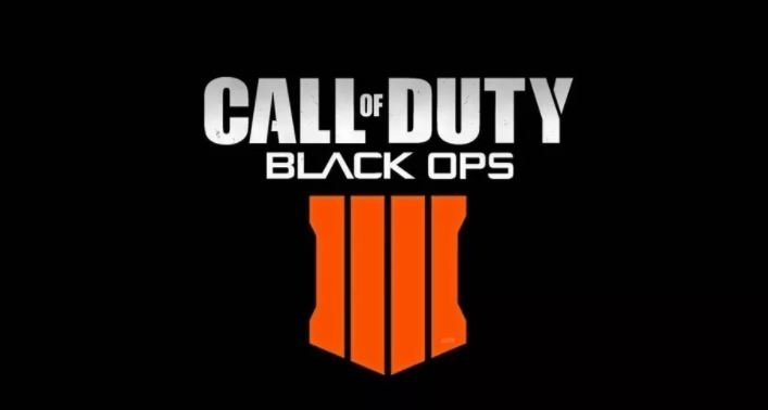 Official Black ops 4 logo