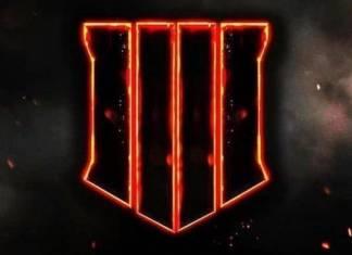 Official Black ops 4 logo