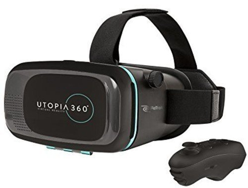 Picture of brand new Android VR headset Utopia 360