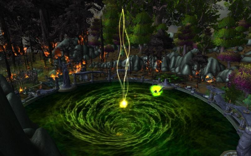 Screenshot from World of Warcraft Cataclysm