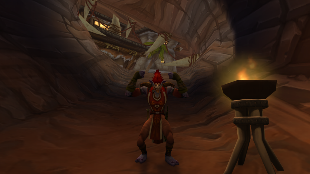 Image of my old level 24 rogue from Vanilla wow