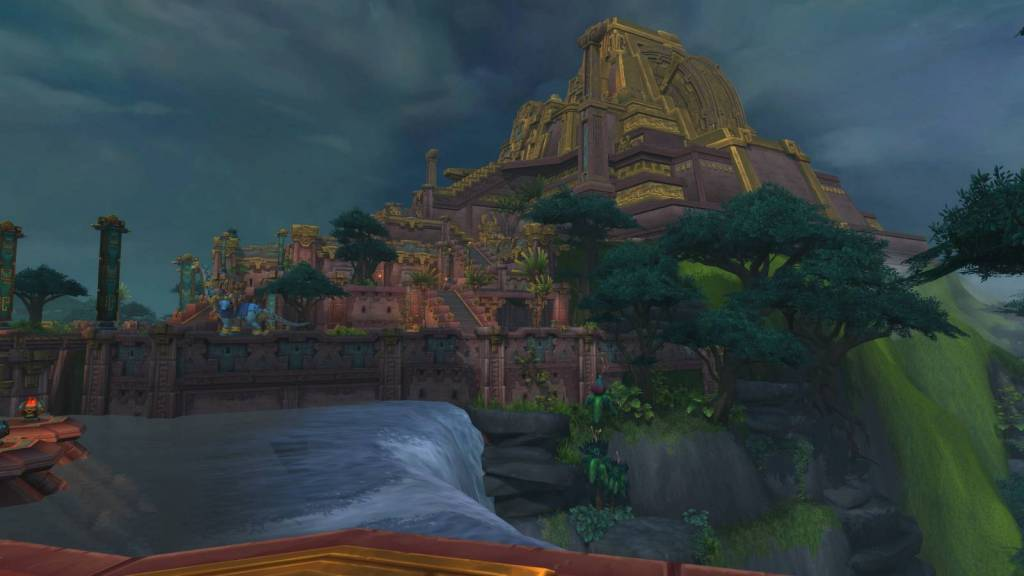 Screenshot of horde capital in BFA