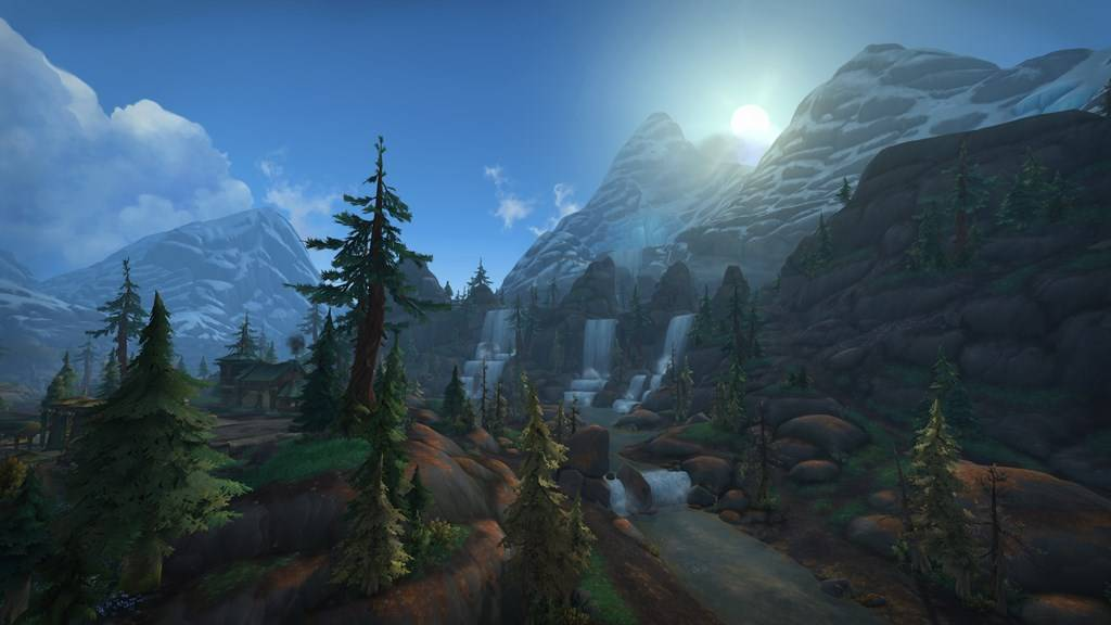 Image taken in-game in wow of Tirasgarde sound