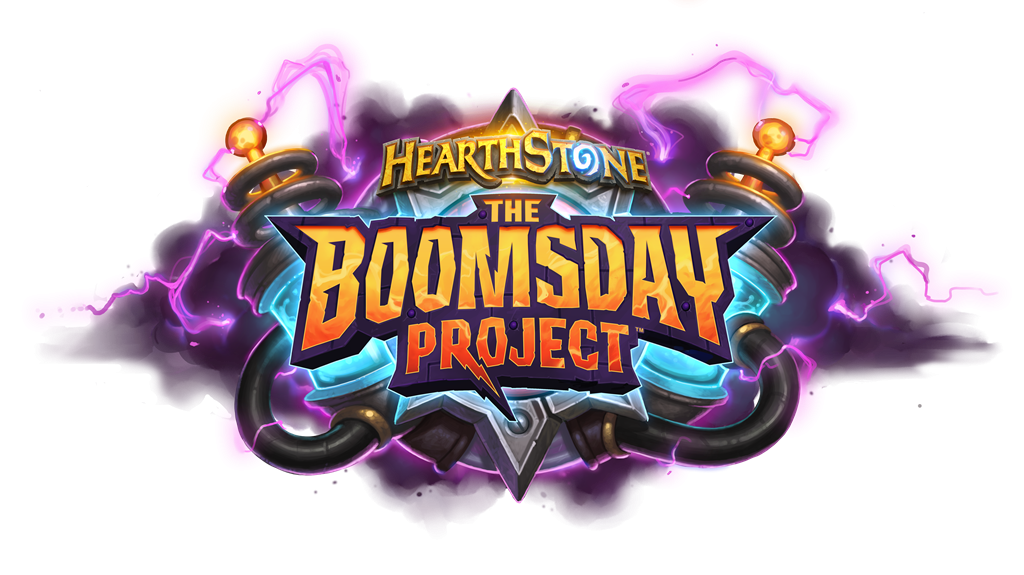 Image of Hearthstone Boomsday project logo