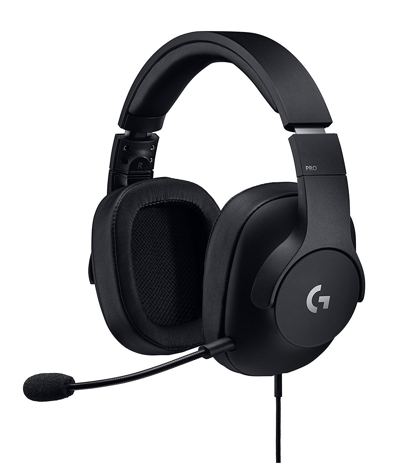 Logitech G Pro Gaming Headset Review - Great for Competitive Gamers