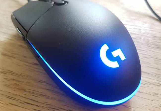 Image of logitech mouse
