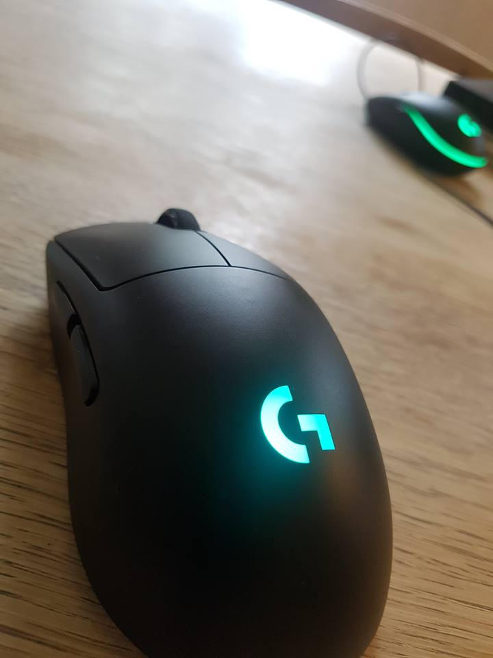 Image of brand new G Pro wireless