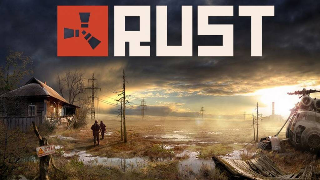 Offical rust game wallpaper