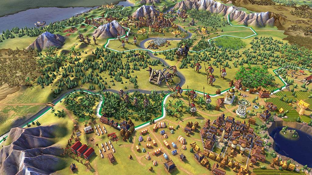 Screenshot from Civilization 6