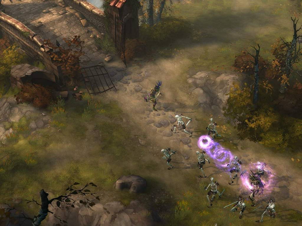 Screenshot from Diablo 3
