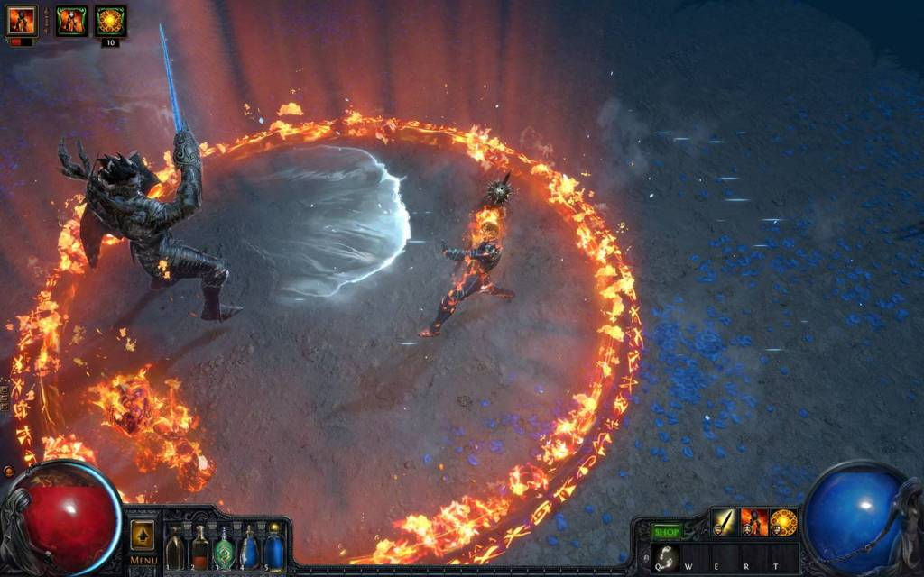 Screenshot from Path of Exile