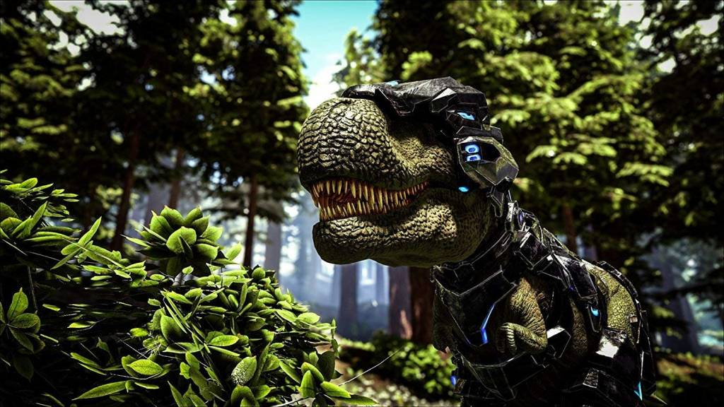 Screenshot from Ark Survival evolved