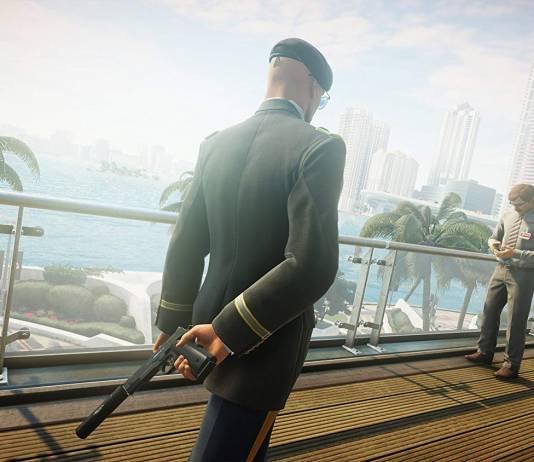Screenshot from Hitman 2 mission