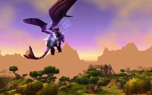 Screenshot of Netherdrake from The Burning Crusade