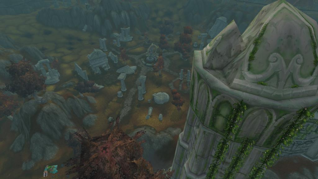 Screenshot from Aszhara Crater