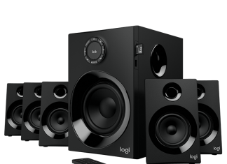 Image of Logitech Z607 pc speakers