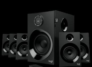 Image of Logitech Z607 pc speakers