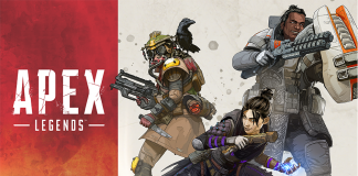 Official Apex Legends Wallpaper