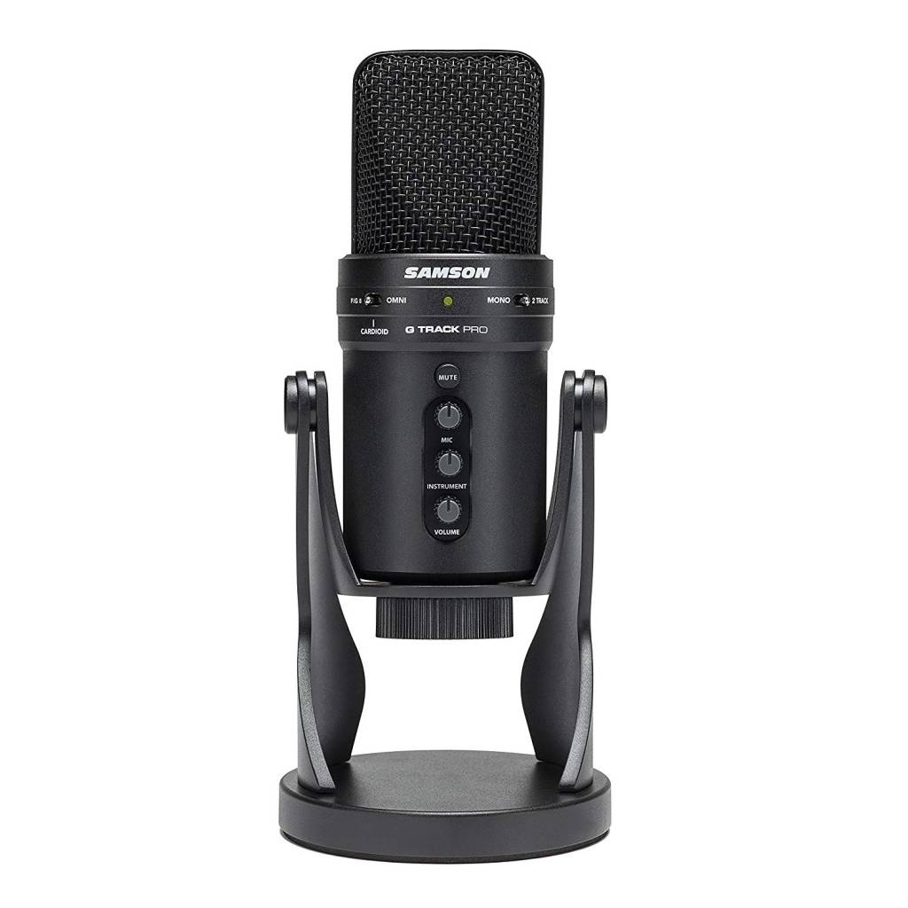 Image of G Track pro mic from Samson