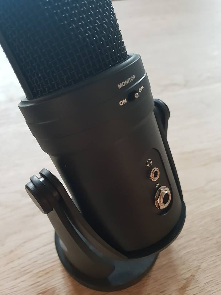 Image of Samson G Track Pro PC microphone
