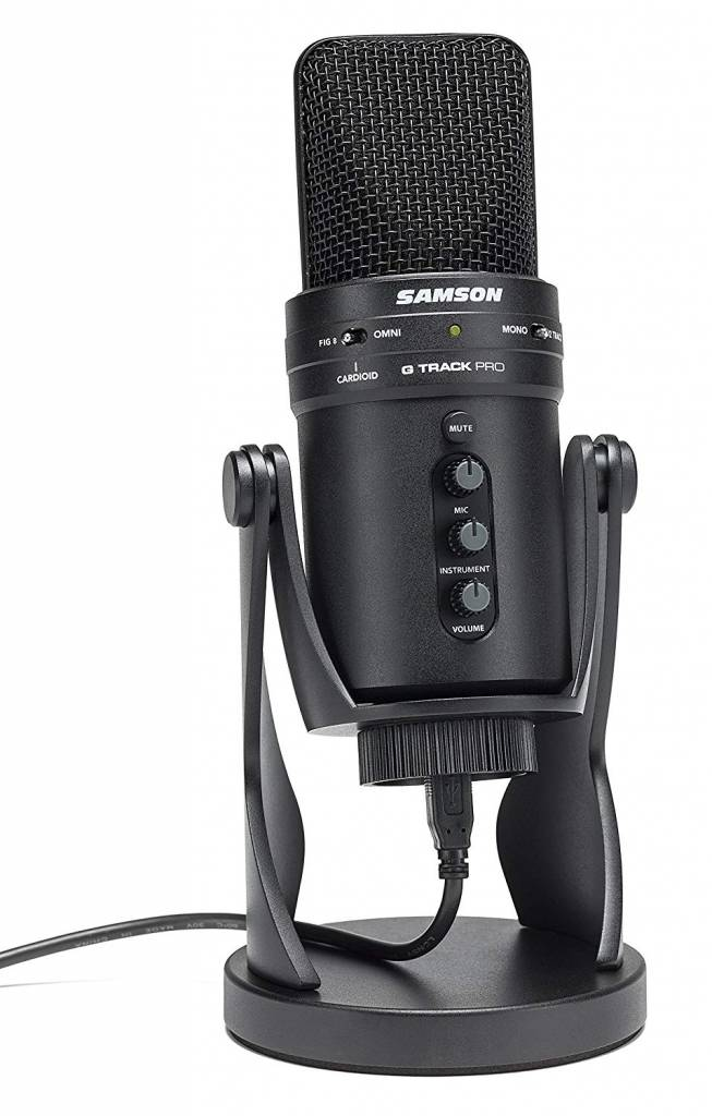 Image of pc mic by Samson