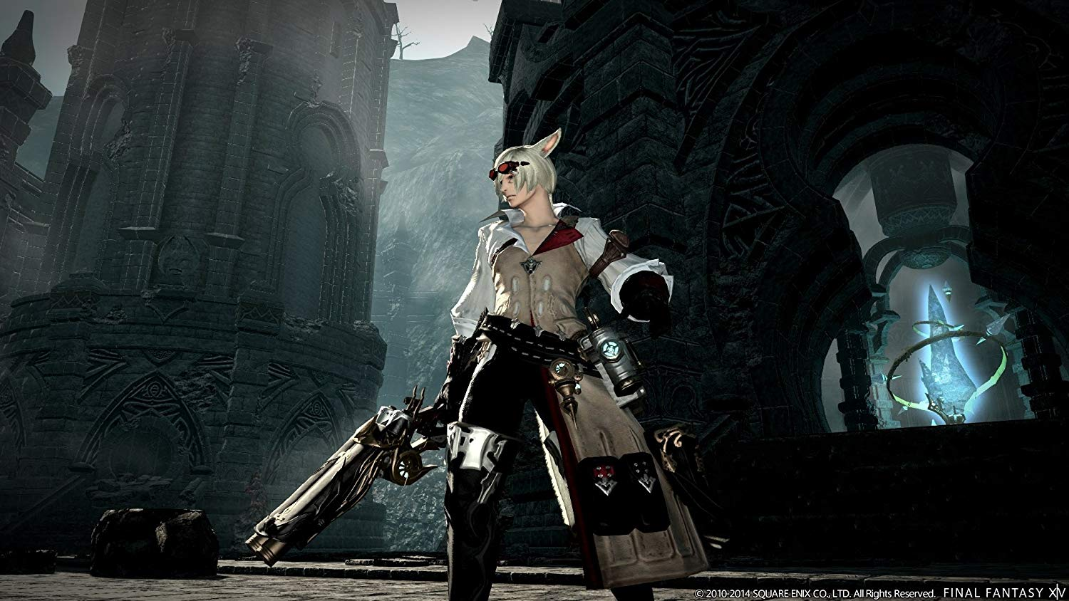 Screenshot from final fantasy 14