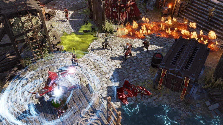 Screenshot from Divinity: Original sin 2
