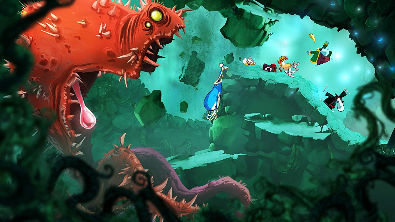Screenshot from Rayman Origins