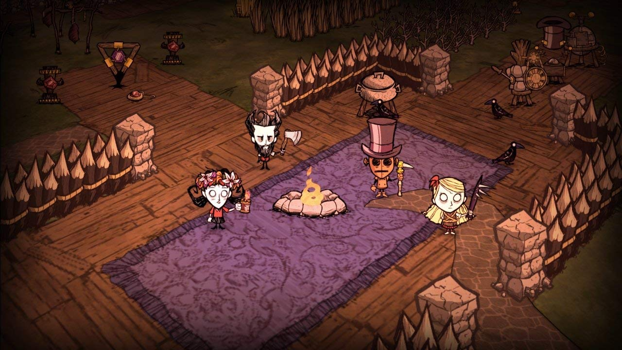 Image from Don't Starve together PC game