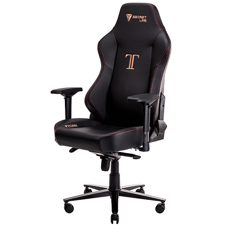 Image of secretlab titan computer chair