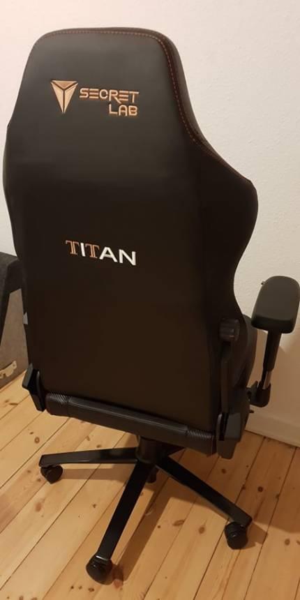 back image of titan