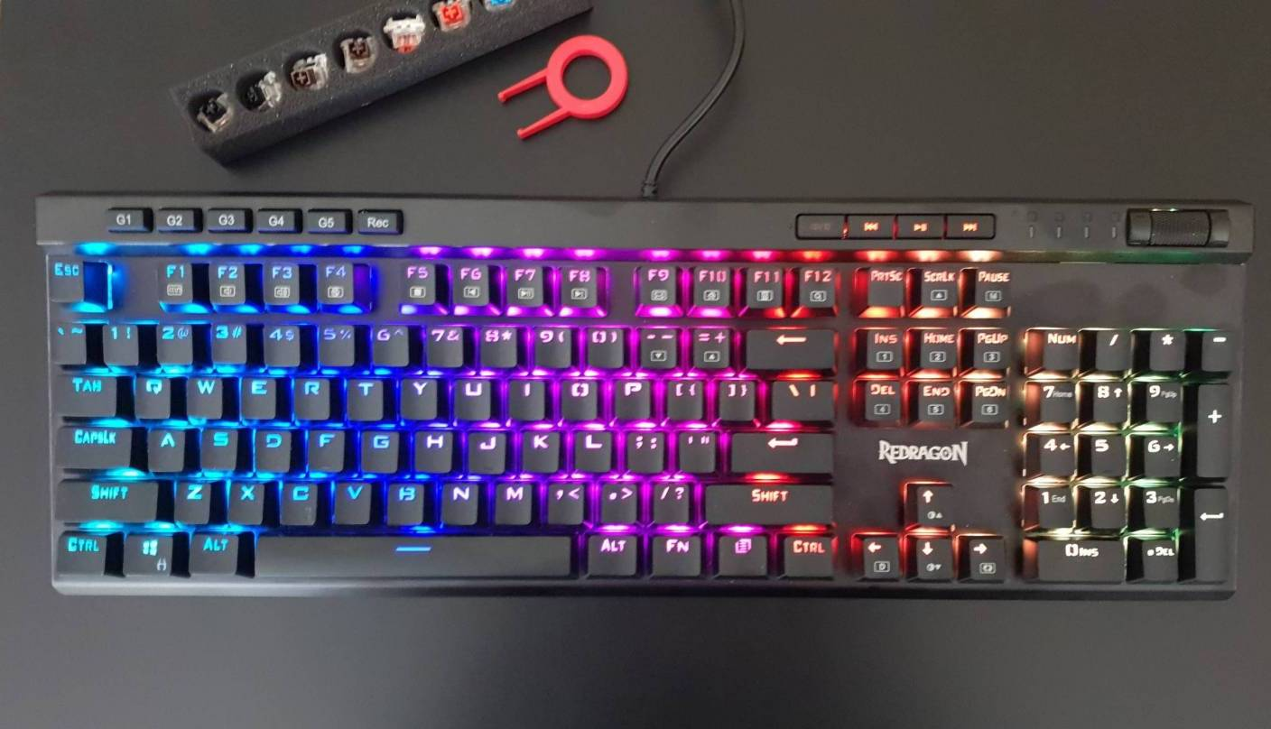 Image of Redragon vata K580 keyboard