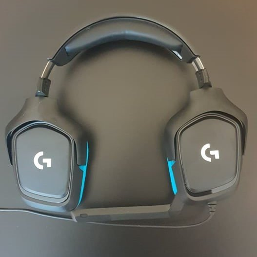 image of g432 affordable headphones
